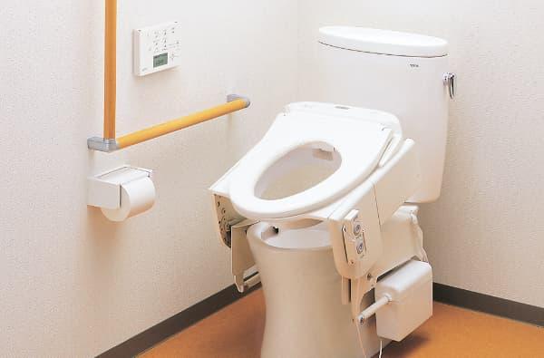 介護トイレリフォームのイメージ